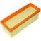 Płaski filtr falisty do SE/A, zamiennik