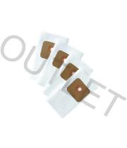 Worki materiałowe (4szt) do MULTI, Nilfisk - OUTLET