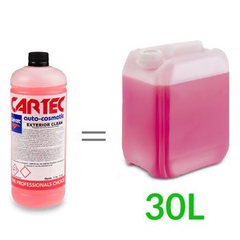CARTEC - Exterior Clean XL 1L (1:30) uniwersalna piana aktywna