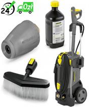 HD 5/15 C (200bar, 500l/h) EASY!Force Profesjonalna myjka Karcher PROMOCJA! + turbodysza + szczotka + RM 81