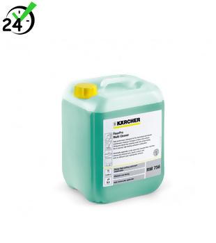RM 756 (10L)  środek do czyszczenia podłóg, Karcher
