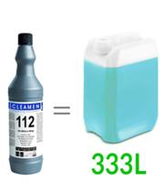 Cleamen 112 1L (1:333) koncentrat do czyszczenia szkła