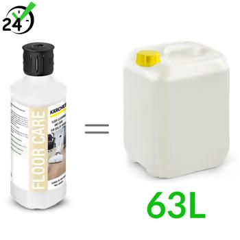 RM 534 (500ml, 1:125) środek do czyszczenia podłóg drewnianych lakierowanych, Karcher