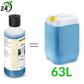 RM 537 (500ml, 1:125) środek do czyszczenia podłóg kamiennych, Karcher
