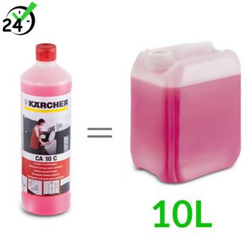 CA 10 C (1L, 1:9) koncentrat do czyszczenie sanitariatów, Karcher