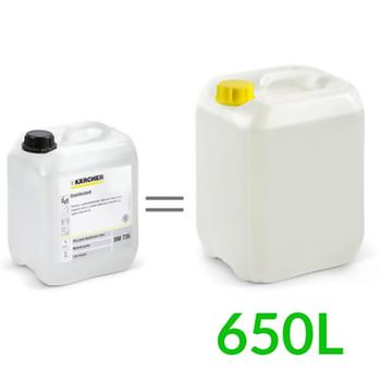 RM 735 (5L, dozowanie 0,75%) środek dezynfekujący, Karcher
