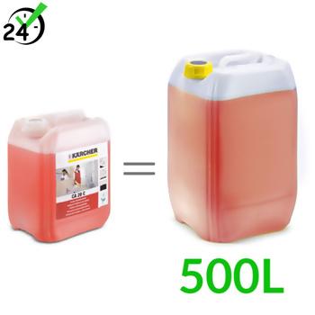 CA 20 C (5L, dozowanie 1%) koncentrat do czyszczenia sanitariatów, Karcher