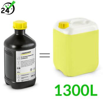 RM 31 ASF eco!efficiency (2,5L, 1:3 + dozowanie 0,75%) do mocnych zabrudzeń, Karcher