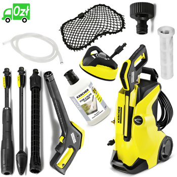 K 4 Full Control Home T 350 (130bar, 420l/h) myjka Karcher  8w1