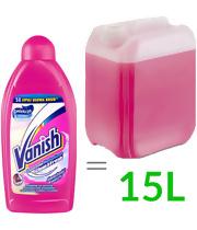Vanish szampon do dywanów, 500ml (do odkurzaczy piorących)