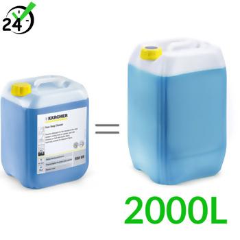 RM 69 ASF eco!efficiency (10L, dozowanie 0,5%) alkaliczny środek do czyszczenia podłóg, Karcher