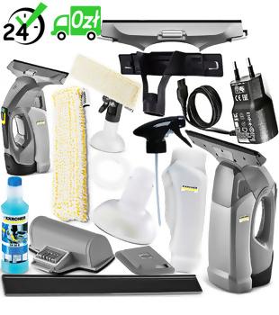 WVP 10 (105m2, 35min) profesjonalna myjka do okien Karcher  6w1