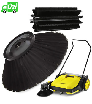 S 750 (700mm, 2500m²/h) zamiatarka Karcher