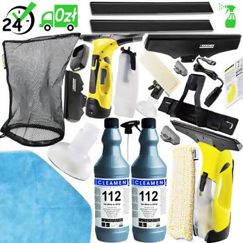 WV 5 Premium Non Stop (105m2, 35min) myjka do okien Karcher DETERGENT  XXL+  13w1