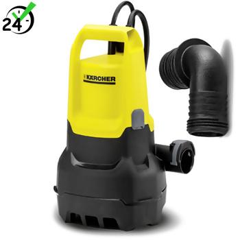 SP 5 Dirt (9500l/h, 500W) pompa Karcher 5 LAT GWARANCJI