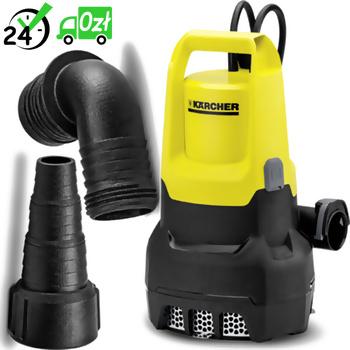 SP 7 Dirt (15000l/h, 750W) pompa Karcher 5 LAT GWARANCJI