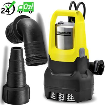 SP 7 Dirt Inox (15500l/h, 750W) pompa Karcher 5 LAT GWARANCJI