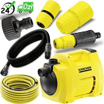 BP 3 Garden Set Plus (3500l/h, 800W) pompa Karcher 5 LAT GWARANCJI