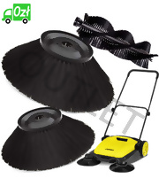 S 650 (650mm, 1800m²/h) zamiatarka Karcher - OUTLET