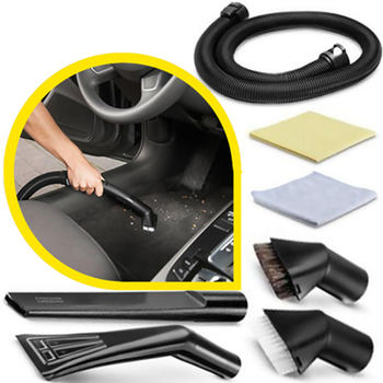 Zestaw do odkurzania wnętrza samochodu (DN 35) do WD/MV, Karcher