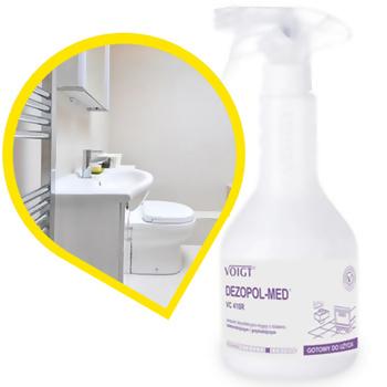 VOIGT 0,6l Środek dezynfekcyjno-myjący