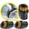 Zestaw okrągłych szczotek (mosiądz, 3szt) do SC/SI, Karcher