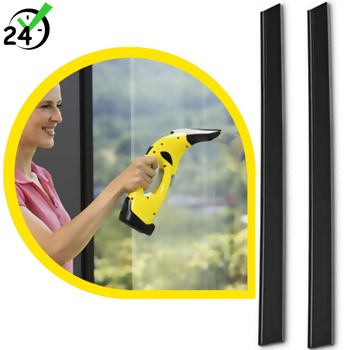 Listwa gumowa (2szt, 280mm) do WV 2 i WV 5, Karcher