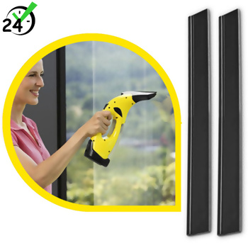 Listwa gumowa (2szt, 170mm) do WV 2 i WV 5, Karcher