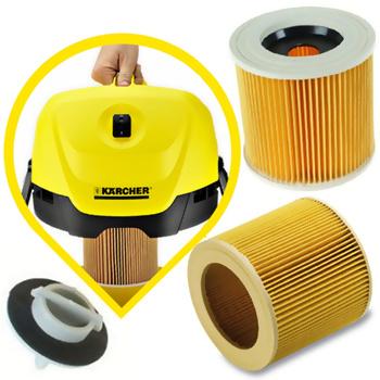 Filtr Cartdridge do WD/MV/SE, Karcher