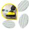 Pady polerskie (3szt) do parkietów lakierowanych/laminatu, do FP 303, Karcher