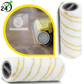 Żółte pady (2szt) do FC 5, Karcher
