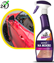 Brumm - samochodowy wosk na mokro (500ml)