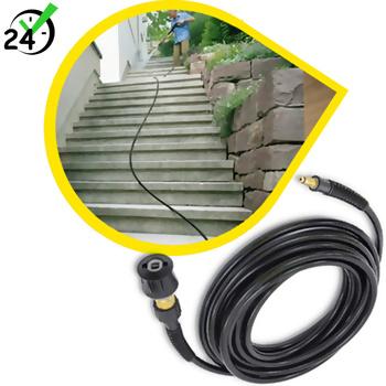 Przedłużacz węża wysokociśnieniowego (6m) do K2 - K7, zamiennik
