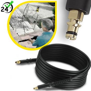 Wąż wysokociśnieniowy (9m) H 9 Q do K3 - K7, Karcher