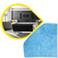 Ściereczka z mikrofibry do wielorazowego użytku, duża, zamiennik