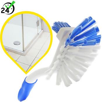 Szczotka z włosiem do czyszczenia ręcznego, zamiennik