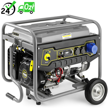 PGG 6/1 (5500W, 25L) generator prądu Karcher