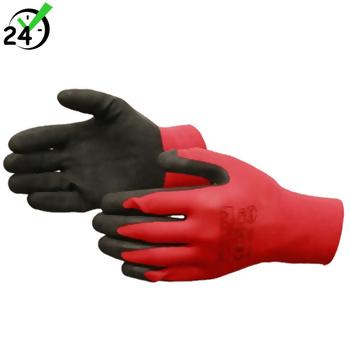 Rękawice robocze, rozmiar 9 (L), duże, zamiennik