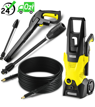 K 3 (120bar, 380l/h) myjka Karcher  6w1