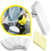 Ściereczki z mikrofibry do kuchni (4szt), do SC 1 - SC 5 EasyFix, Karcher