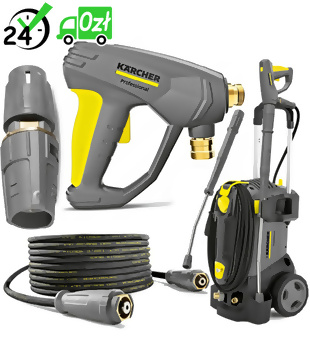 HD 5/15 C (200bar, 500l/h) EASY!Force Profesjonalna myjka Karcher  4w1