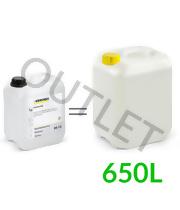 RM 735 (5L, dozowanie 0,75%) środek dezynfekujący, Karcher- OUTLET