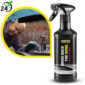 RM 650 do czyszczenia szyb samochodowych (500ml), Karcher