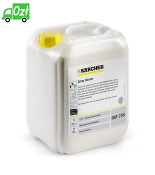 RM 748 (10L) środek czyszcząco - regenerujący, Karcher