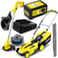 LMO 18-36 Battery Set kosiarka + Podkaszarka bateryjna GRATIS! (36cm, 45l) Karcher PROMOCJA