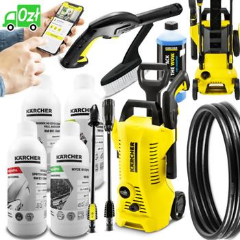 K 2 Power Control Car + GRATIS zestaw do mycia pojazdów, Karcher (110bar / 360l/h) myjka