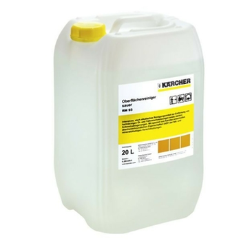 RM 93 AGRI (10L) środek czyszczący, kwaśny, Karcher