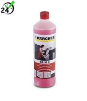 CA 10 C Zasadnicze czyszczenie sanitariatów