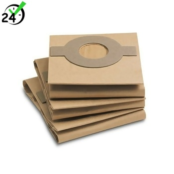 Worki papierowe (3szt) do FP 303, Karcher