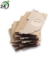 Worki papierowe (3 szt.)